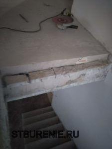Резка бетона в Коломне