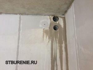 Алмазное сверление бетона