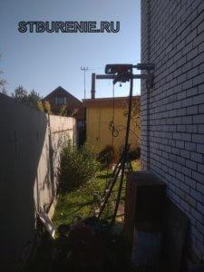 Бурение стен в Москве