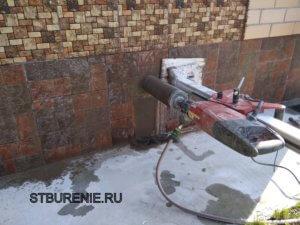 Бурение отверстий в Наро-Фоминске