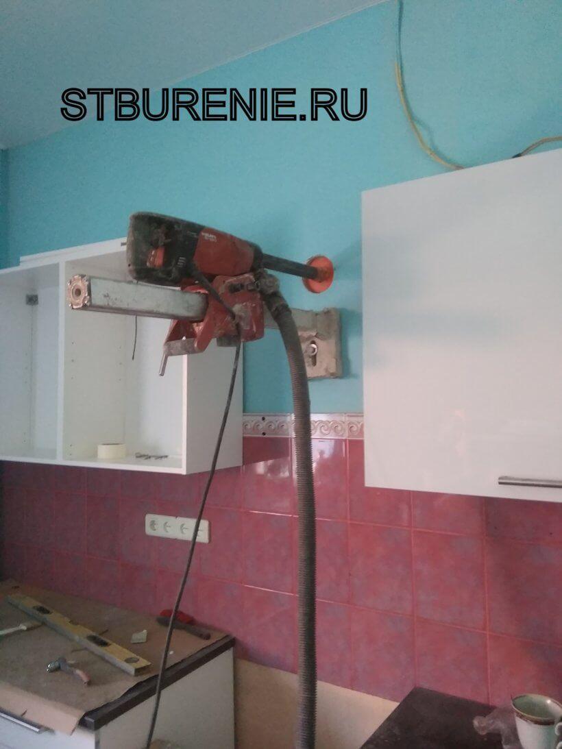Бурение бетона в Домодедово